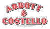 Abbott and Costello Logo Youth T-Shirt (Ages 8-12)