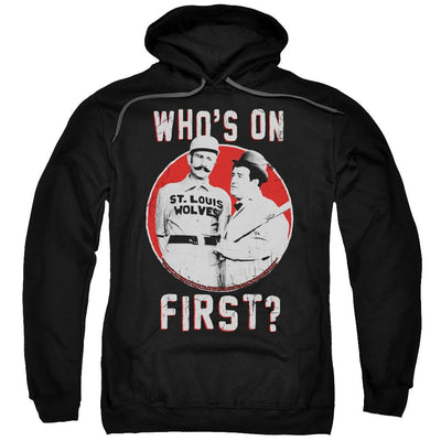 Abbott and Costello First Pullover Hoodie
