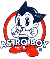 Astro Boy Target Pullover Hoodie