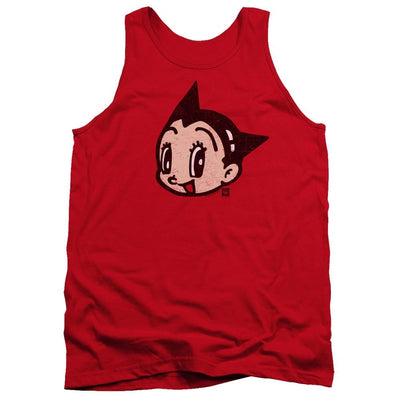 Astro Boy Face Men's Tank