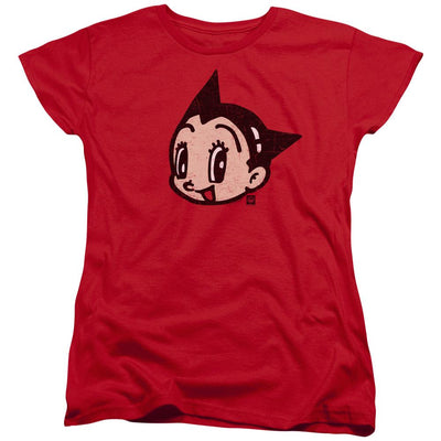 Astro Boy Face Women's T-Shirt