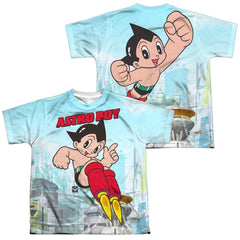 Astro Boy - City Boy Youth All Over Print 100% Poly T-Shirt
