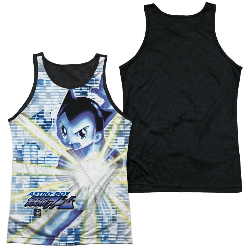 Astro Boy - Beams Adult Tank Top