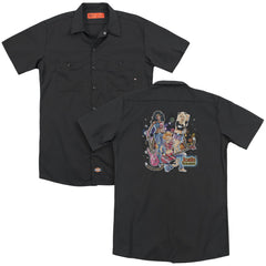 Archie Comics - Pussycats Rock Adult Work Shirt