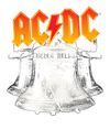 AC/DC Hells Bells Men's Heather T-Shirt