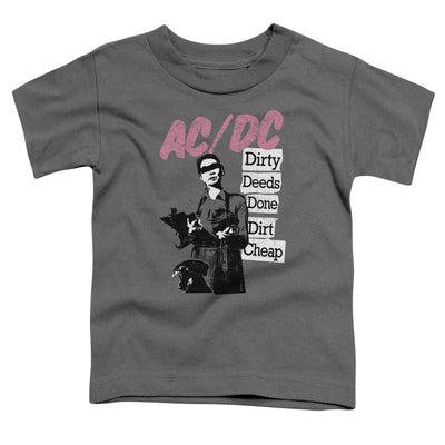AC/DC Dirty Deeds Toddler T-Shirt