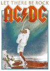 AC/DC Let There Be Rock Baby Bodysuit