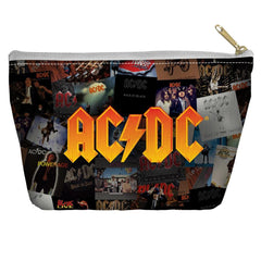 Acdc - Albums Tapered Bottom Pouch