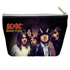 Acdc - Highway Tapered Bottom Pouch