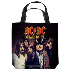 Acdc - Highway Tote Bag