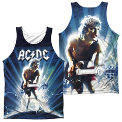 ACDC Lightning Adult Tank Top - Sons of Gotham