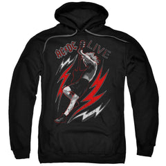Acdc Live Adult Pull-Over Hoodie