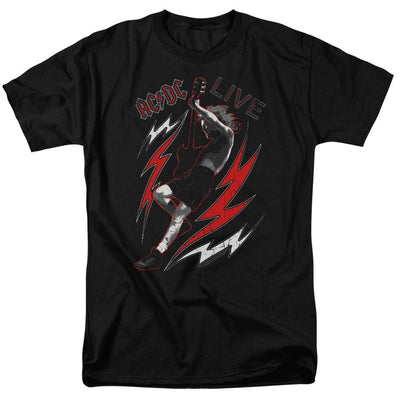 AC/DC Live Men's Regular Fit T-Shirt