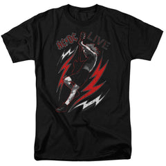 Acdc Live Adult Regular Fit T-Shirt