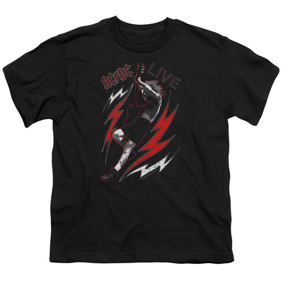 AC/DC Live Youth T-Shirt (Ages 8-12)