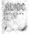 AC/DC Back In The Day Kanji Men's Premium Slim Fit T-Shirt