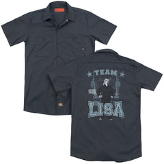 Ice Road Truckers Team Lisa Adult Work Shirt
