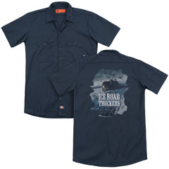 Ice Road Truckers Ice Road Adult Work Shirt