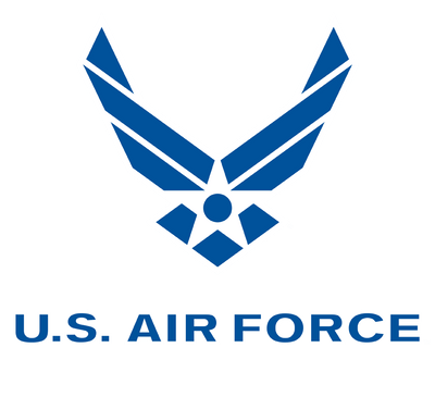 Air Force Logo Kid's T-Shirt (Ages 4-7)