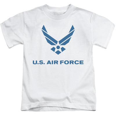 Air Force Distressed Logo Kid's T-Shirt (Ages 4-7)