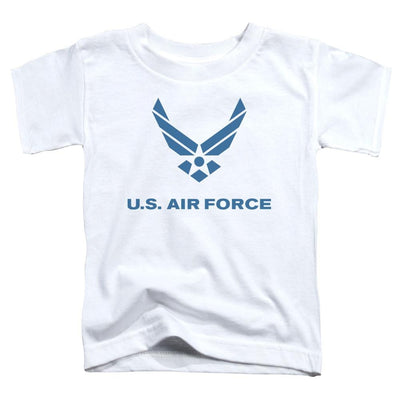 Air Force Distressed Logo Toddler T-Shirt