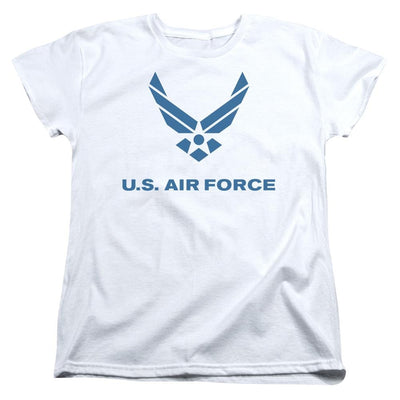 Air Force Distressed Logo Women's T-Shirt