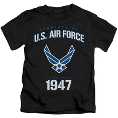 Air Force - Property Of Kids T-Shirt