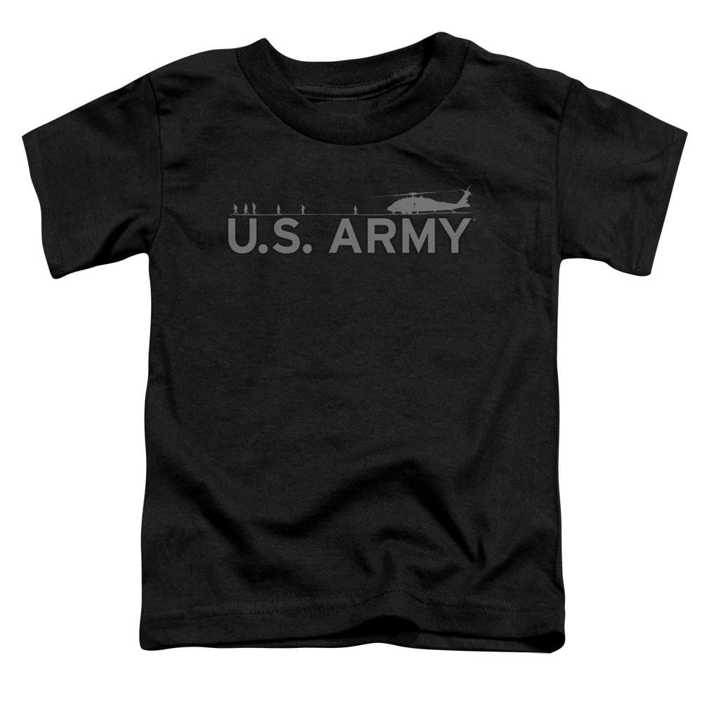Army - Helicopter Toddler T-Shirt