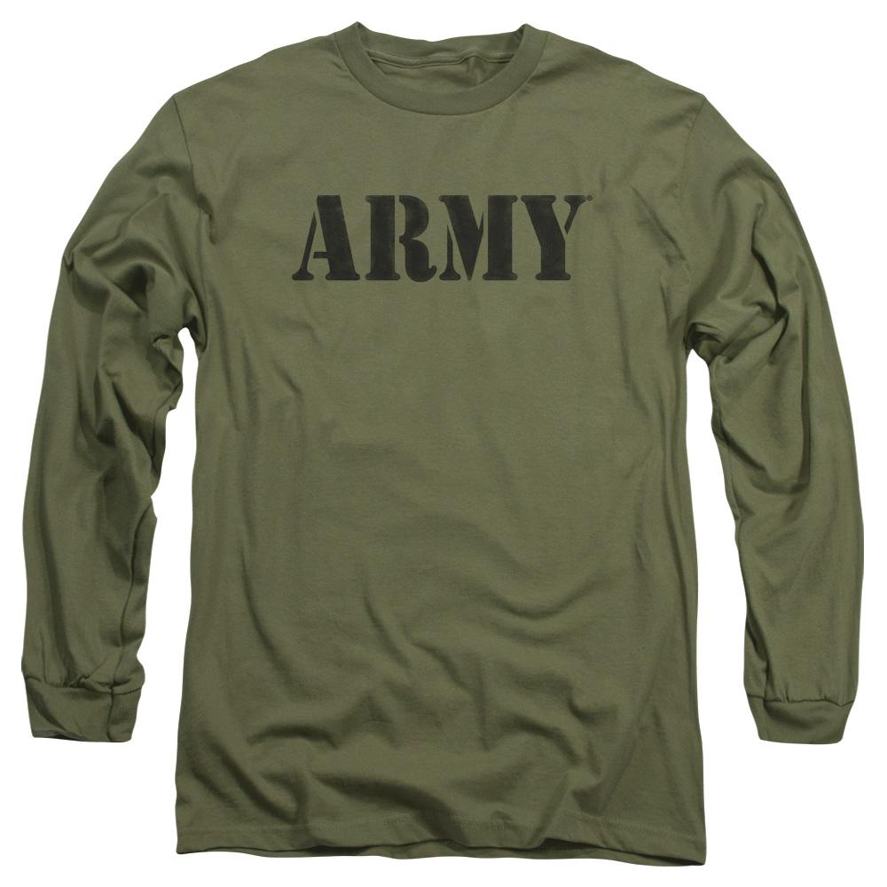 Army - Army Adult Long Sleeve T-Shirt