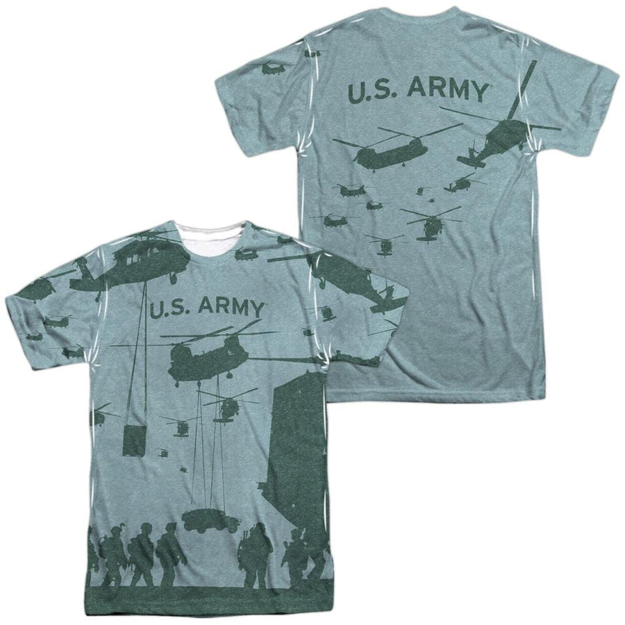 U.S. Army Airborne Men's All Over Print T-Shirt