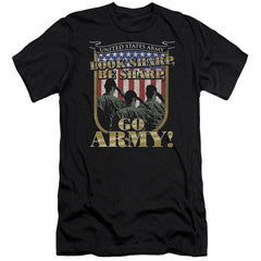 Army Go Army Premium Adult Slim Fit T-Shirt