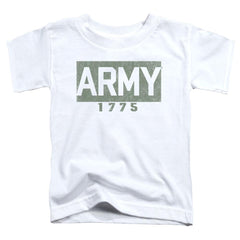 Army - Block Toddler T-Shirt