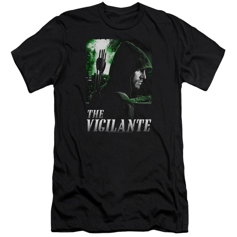 Arrow Star City Defender Premium Adult Slim Fit T-Shirt