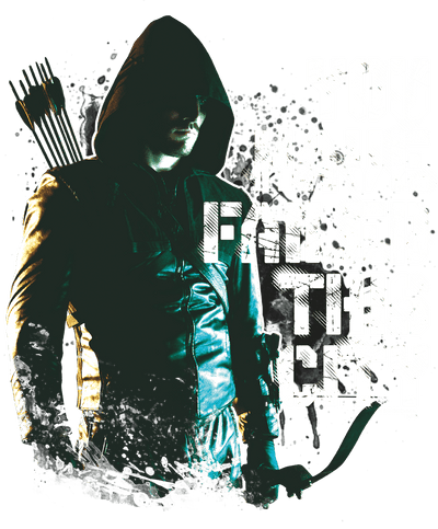 Arrow You Have Failed Pullover Hoodie