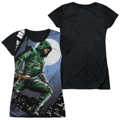 Arrow - Night Watch Junior All Over Print 100% Poly T-Shirt