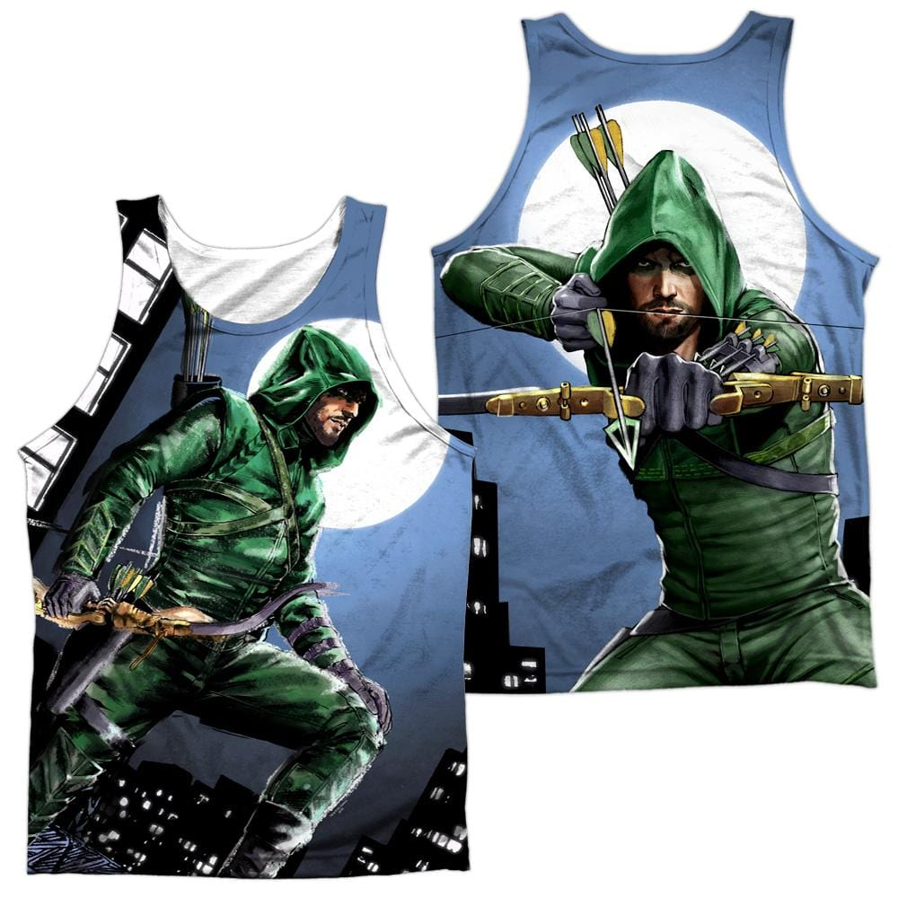Arrow Night Watch Adult Tank Top