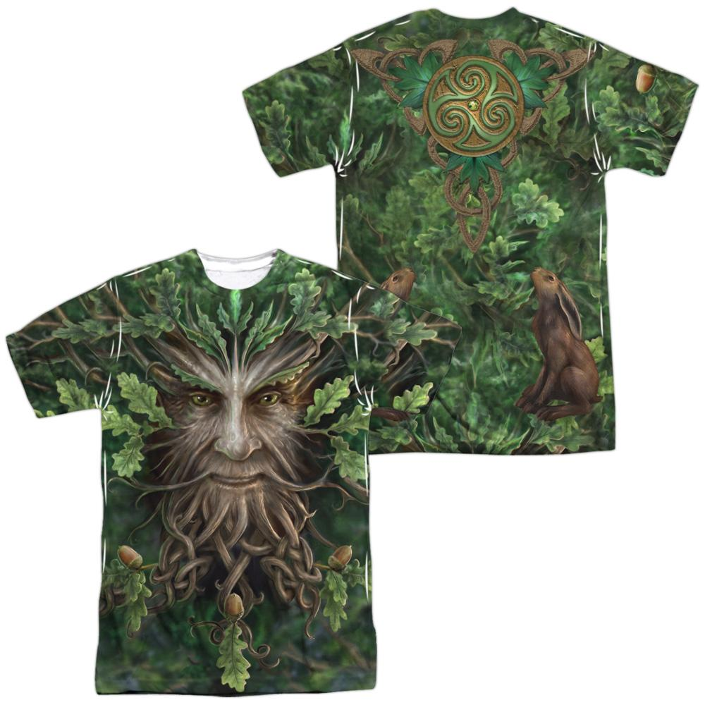 Anne Stokes Oak King Adult All Over Print 100% Poly T-Shirt