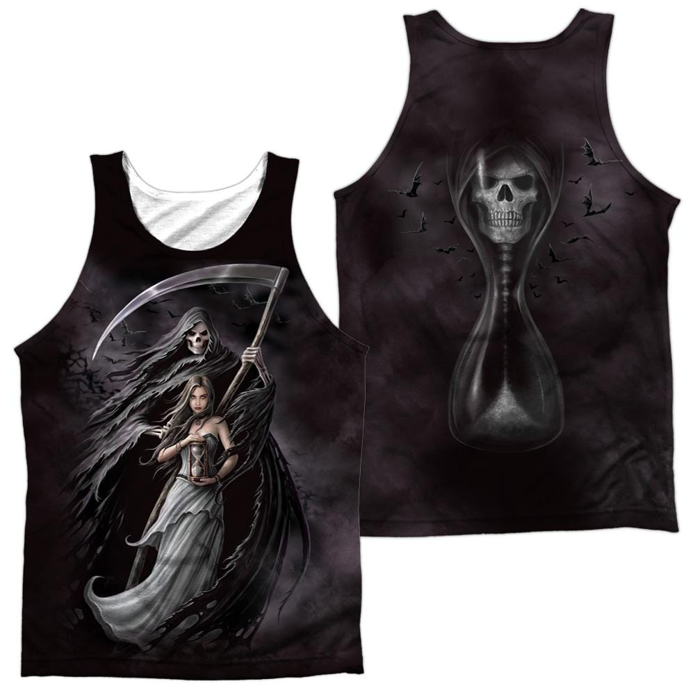 Anne Stokes Summon The Reaper Adult Tank Top