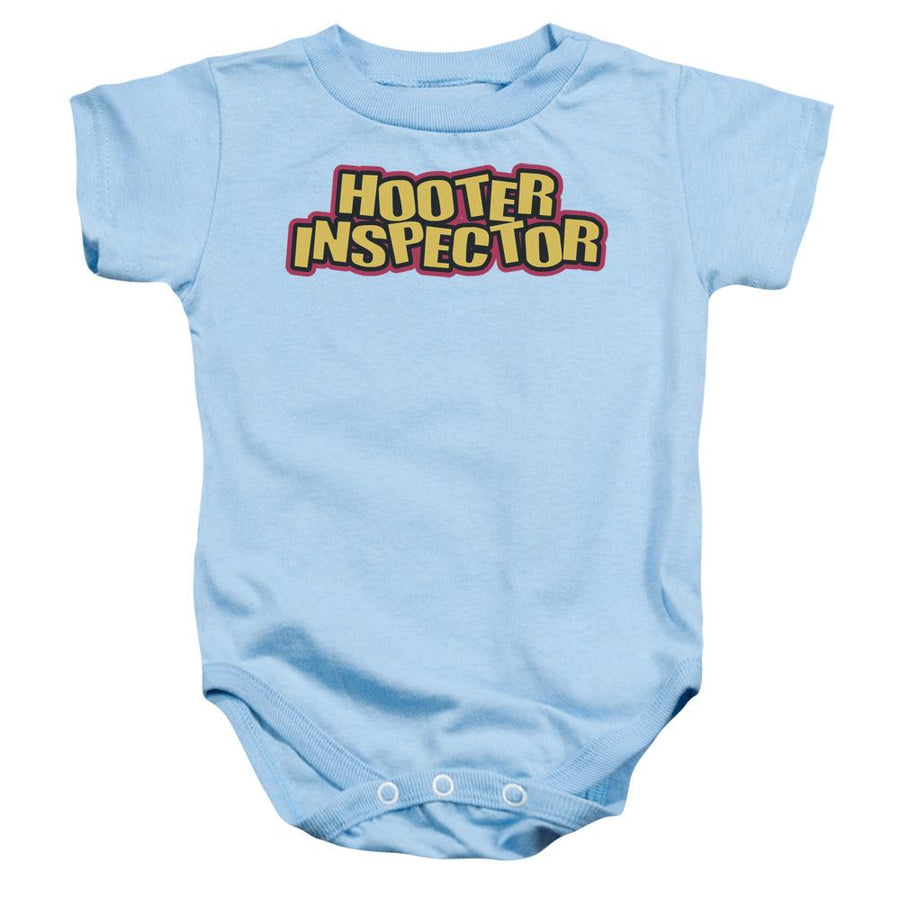 Funny Hooter Inspector  - Baby Bodysuit