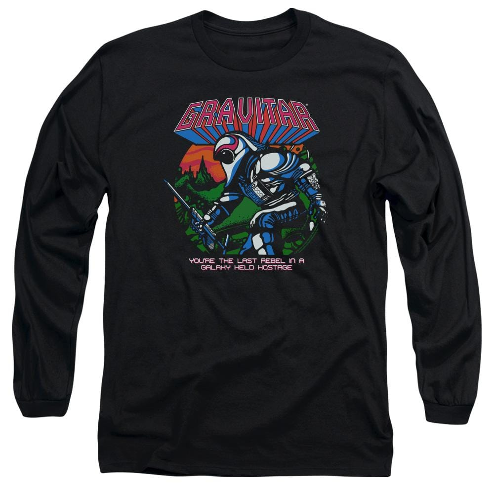Atari - Last Rebel Adult Long Sleeve T-Shirt