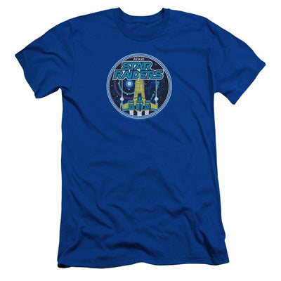 Atari Badge Men's Slim Fit T-Shirt