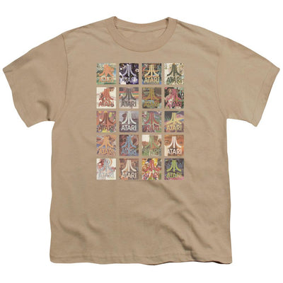Atari 20 Games Youth T-Shirt (Ages 8-12)
