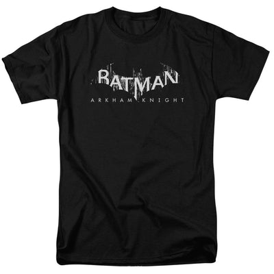 Batman - Arkham Ak Splinter Logo Men's Regular Fit T-Shirt