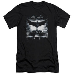 Batman Arkham Knight Forward Force Premium Adult Slim Fit T-Shirt