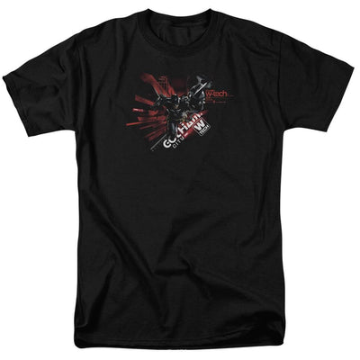Batman - Arkham Ak Tech Men's Regular Fit T-Shirt