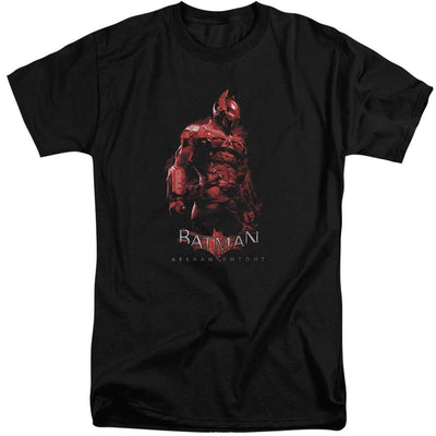 Batman - Arkham Knight Men's Tall Fit T-Shirt