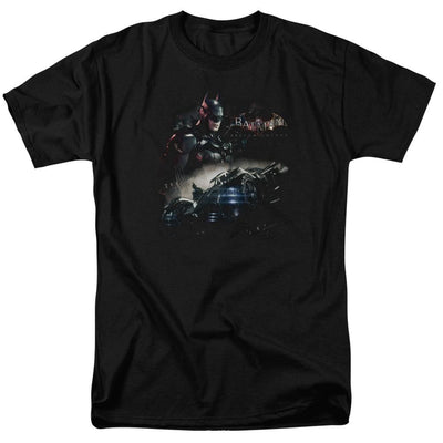 Batman - Arkham Knight Rider Men's Regular Fit T-Shirt