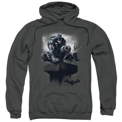 Batman - Arkham Perched Pullover Hoodie