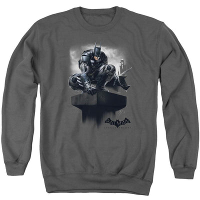Batman - Arkham Perched Men's Crewneck Sweatshirt