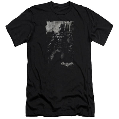 Batman - Arkham Bat Brood Men's Slim Fit T-Shirt